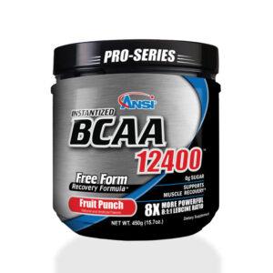 BCAA 12400- חומצות אמינו