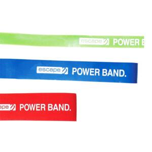 גומיית Power Band במגוון התנגדויות