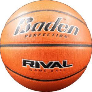 כדורסל עור קומפוזיט פרימיום מקצועי BADEN SPORTS RIVAL